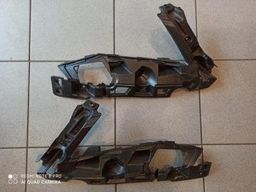 skoda superb 3 крепления бампера перед комплект - фото