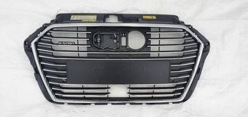 audi a3 8v4 e-etron решетка радиатора 15-> - фото