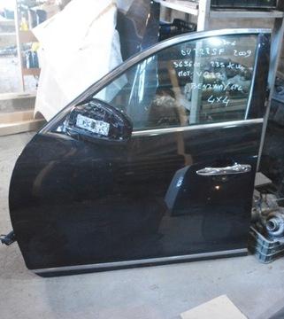 двери левый перед infiniti ex ex37 комплект f-vat - фото
