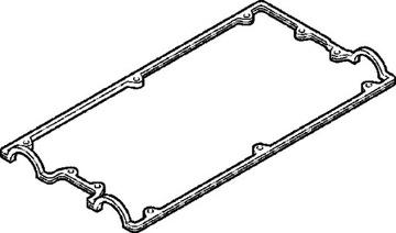 прокладка крышки клапанов hyundai мотора g4cr, g4cn, - фото