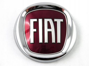 оригиналные эмблема значок fiat bravo ii передняя сторона - фото