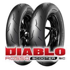 pirelli diablo scooter sc 100/90/12 120/80/12 pit - фото