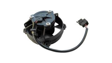вентилятор spal va32-a101-62a 96mm 12v, впускной - фото