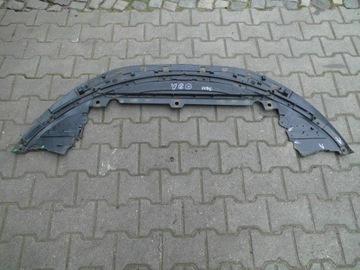 volvo v60 s60 10-13 защита радиаторов под бампер - фото