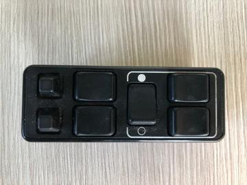 блок стекол переключатель volvo s90 940 960 v90 - фото