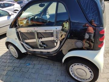 smart fortwo i 450 замок двери левый 1998-2007 - фото
