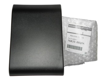 накладка  планка боковая стойки правого master 3 movano оригинал - фото