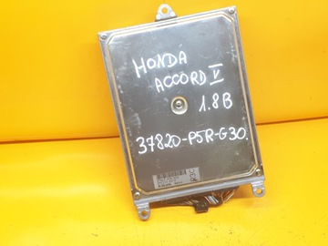блок управления мотора honda accord v 1, 8b 37820p5rg30 - фото