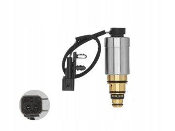 клапан компрессора кондиционера volvo xc60 i v70 3 - фото