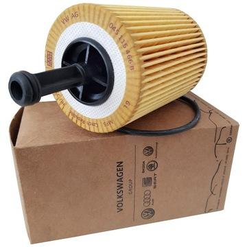 фильтр масла audi seat skoda vw 071115562c оригинал - фото