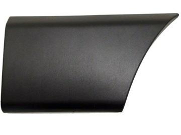 накладка  планка боковая крыла правая для renault master 3 - фото