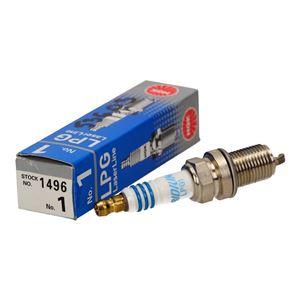 4 шт свеча ngk laser line комплект lpg/cng 1.8 1.6 - фото