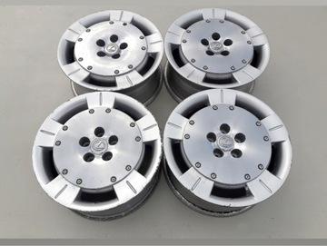 комплект 4 диска колпаки lexus sc430 z40 18x8jj et45 - фото