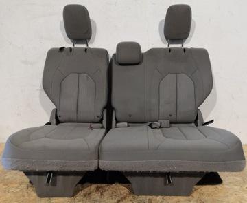 chrysler pacifica 2016-20 сиденье сиденья задние зад - фото