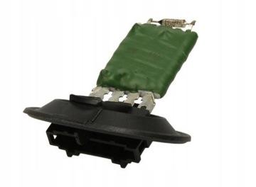 резистор воздуходувки vw polo fox состояние новое - фото