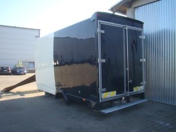 контейнер 5.20m супер n.p. для koni, на food trucka - фото