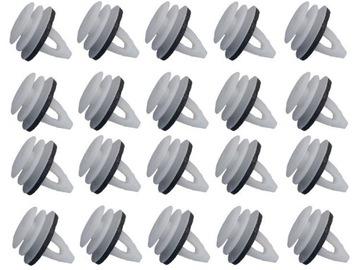 20x пукля колектора обшивки bmw 3 e46 e90 5 e60 f10 - фото
