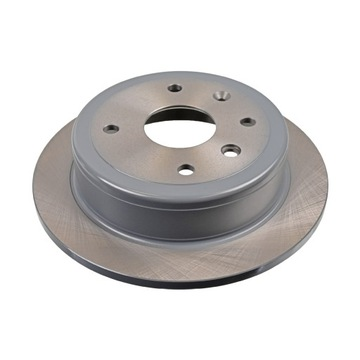 диски тормозные зад для daewoo lacetti 1.4 1.6 1.8 - фото