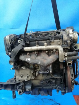 alfa romeo 147 1.9 jtd двигатель 140 km #169tys km# - фото