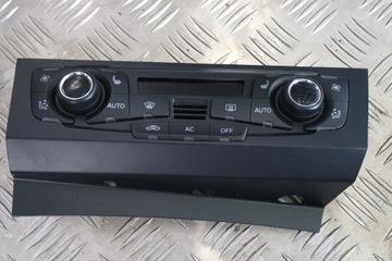 блок кондиционера audi a4 8k0 8t1820043r - фото