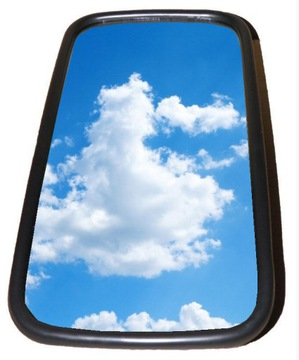 зеркало man f90 с подогревом - фото