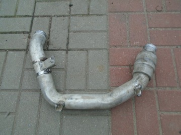 volvo s60 ii v60 2.0 d3 трубка радиатора 31319820 - фото