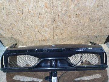 бампер передний ferrari italia 458 speciale карбон - фото