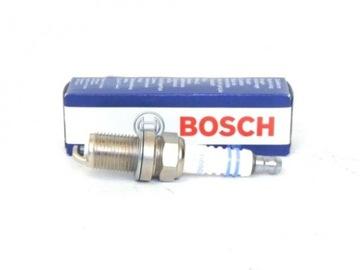 свеча зажигания bosch super plus + 8 fr7dc+ - фото