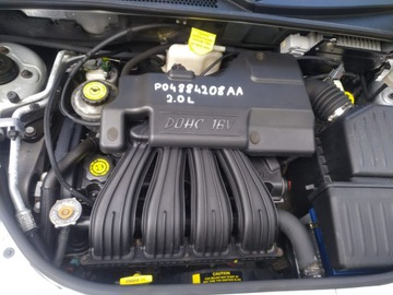двигатель комплект pt cruiser 2,0 16v датчик зад 137tys - фото