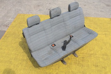 Купить третий ряд сидений на транспортер транспортер т4 пикап бу