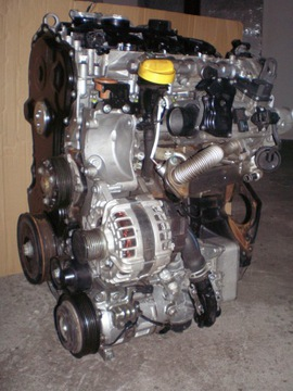 двигатель 2, 0 dci renault trafic m9r 692 - фото