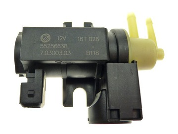 клапан сенсор турбины егр opel fiat alfa lancia - фото