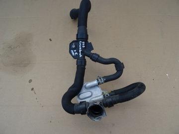радиатор коробки патрубки ds3 crossback 2008 ii - фото