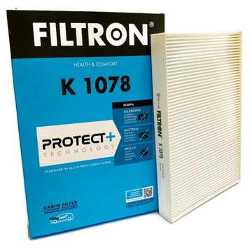 фильтр салонный k1078 audi a4 b6 b7 a6 c5 k1078 - фото