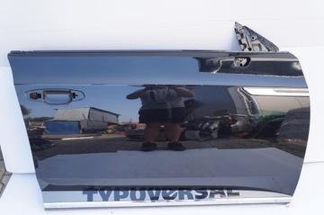двери правое передний перед черное полоса vw arteon - фото