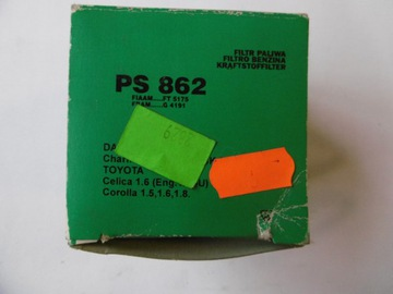 фильтр топлива ps862 filtron toyota - фото