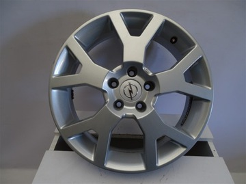 диск opel speedster vx220 17 cali 5.5j et26 5x110 - фото
