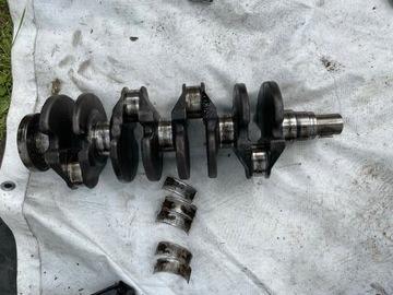 ford focus mk3 c-max 1.5 tdci коленвал 20tys km - фото