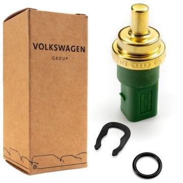 датчик температури воды жидкости оригинал vag 059919501a - фото