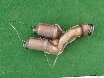 lamborghini aventador выхлопная сажовый фильтр - фото