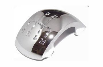 накладка ручки переключения 5 передач skoda octavia 2 - фото