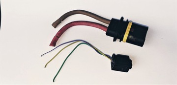 разъемы насоса гидроусилителя mini - фото