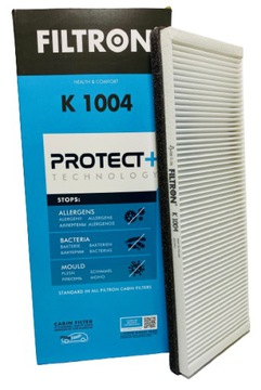 filtron k1004 фильтр салона k 1004 a vw audi - фото