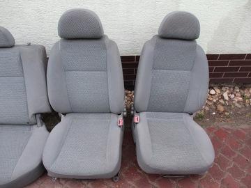 сиденье левый водителя daewoo chevrolet kalos 5d - фото