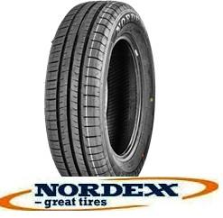 4 шт шины nordexx fastmove 3 175/65r14 новое - фото