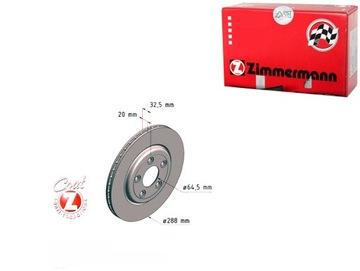 диски дисковые тормозное 2 штуки lincoln ls 3.0 v6 24v - фото
