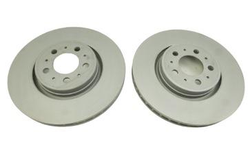 диски дисковые тормозное перед volvo s60 s80 v70 9475266 - фото
