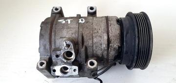 компресор кондиционера land rover freelander 2.0td - фото