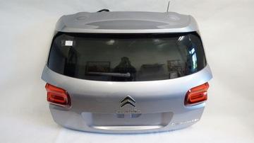 крышка багажника задняя citroen c5 aircross kca камера - фото