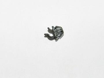 кронштейн крепления крышки двигателя daewoo matiz - фото